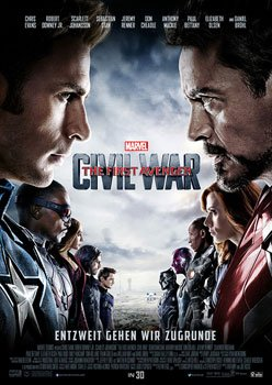 The First Avenger: Civil War – Trailer und Kritik zum Film