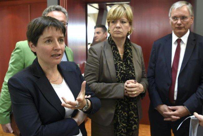 Sozialstadträtin Sonja Wehsely in der SPÖ-Kritik.