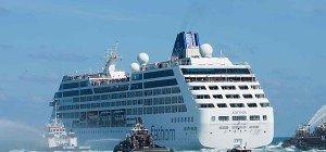 Erstes US-Kreuzfahrtschiff seit 1959 auf dem Weg nach Kuba