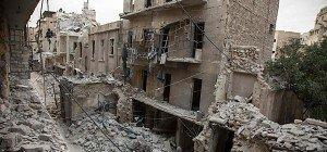 Neue Waffenruhe in syrischer Stadt Aleppo hält zunächst