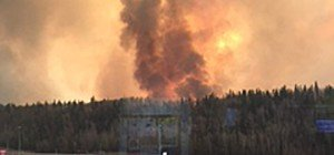 Waldbrände in Kanada – 100.000-Einwohner-Stadt evakuiert