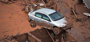 Milliardenklagen nach Schlammkatastrophe in Brasilien
