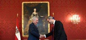 Bundespräsident Fischer fordert Rückkehr zur Normalität