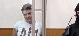 Russland ließ ukrainische Kampfpilotin Sawtschenko frei