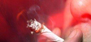 19-Jähriger wollte Joint im Polizeibus rauchen