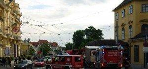 Leserreporterin: Verzögerungen und Störungen nach Verkehrsunfall in Hietzing