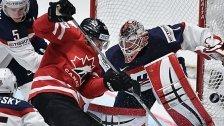 Kanada startet gegen USA standesgemäß in die WM