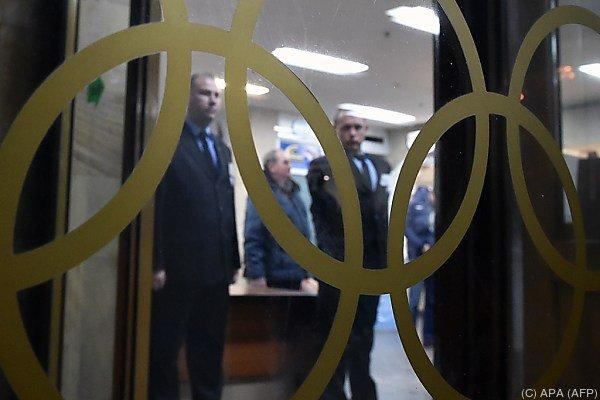 """""""NYT"""" erhebt schwere Vorwürfe gegen russische Sportler"""