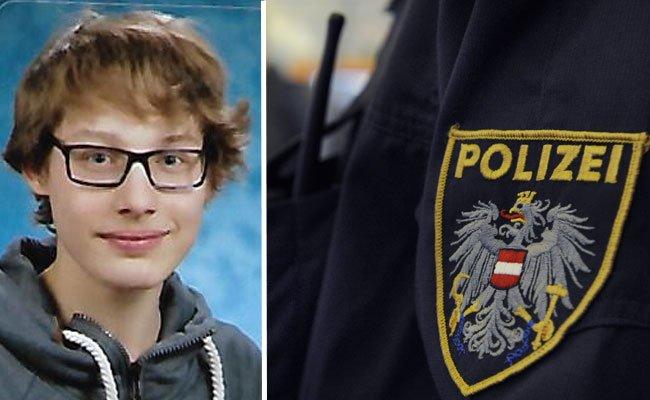 Dieser 17-Jährige wird vermisst und in Wien vermutet.