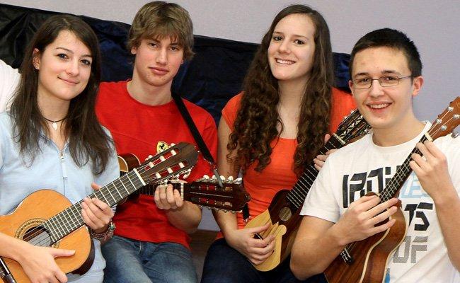Vom 9. bis zum 13. Mai laden die Wiener Musikschulen zu den Tagen der offenen Tür ein.