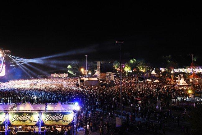 Nova Rock und Frequency Festival werden bargeldlos.