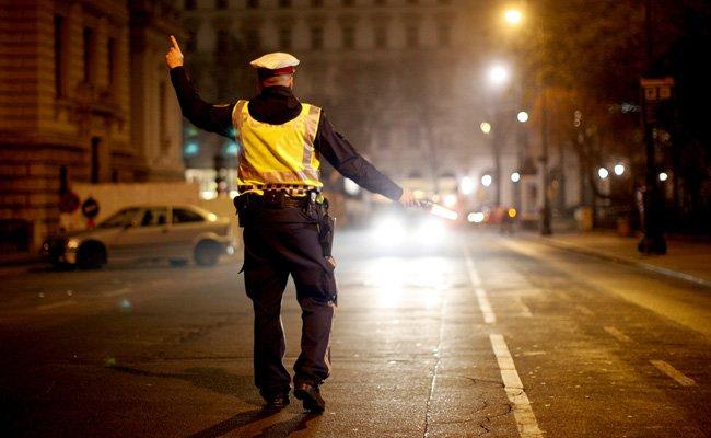 Die Wiener Polizei war zu Pfingsten ordentlich im Einsatz.