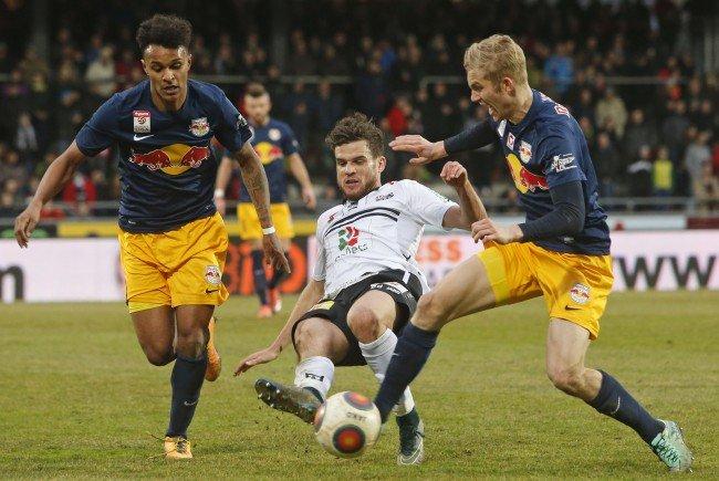 LIVE-Ticker zum Spiel Red Bull Salzburg gegen WAC ab 17.30 Uhr.