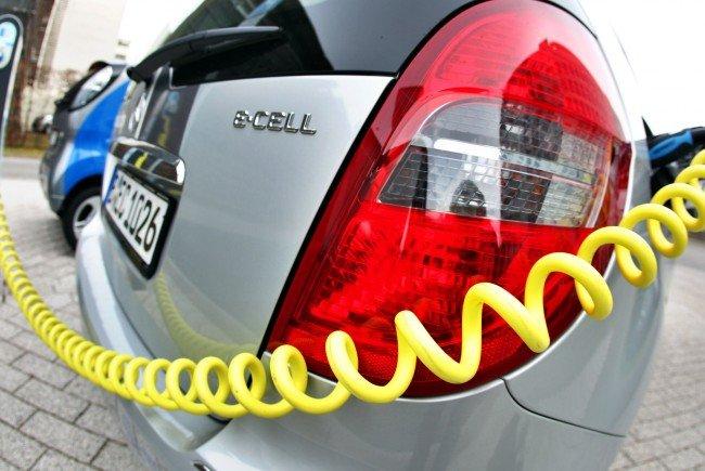 Verbrennungsmotoren bleibenw eiterhin wichtig - der Durchbruch für E-Autos soll erst in 10 Jahren kommen.
