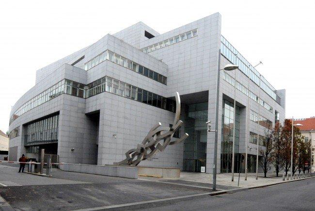 Die Österreichische Nationalbank in Wien.