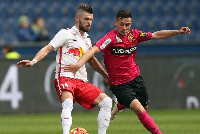 Die Admira und Salzburg stehen sich im Cupfinale gegenüber.