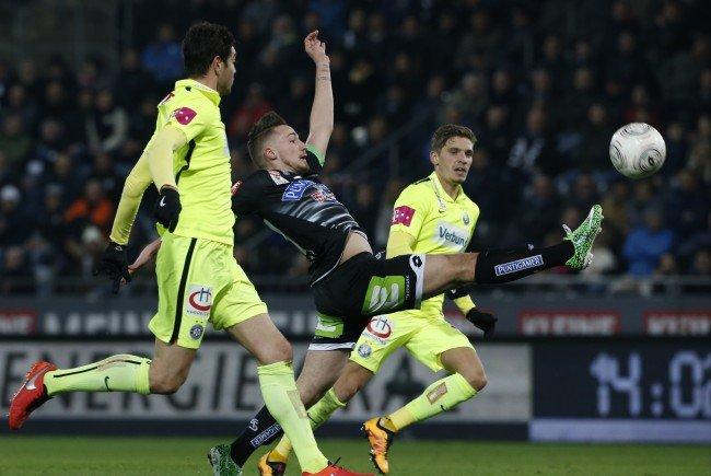 LIVE-Ticker zum Spiel Austria Wien gegen Sturm Graz ab 17.30 Uhr.