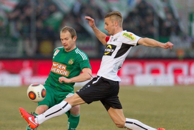 Rapid trifft im letzten Heimspiel dieser Saison auf Altach.