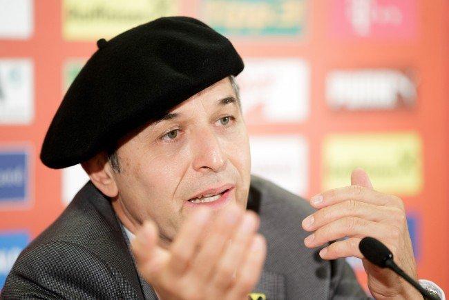 Marcel Koller nominiert sein Team für die EURO-Vorbereitung.