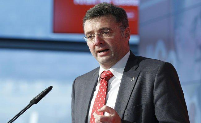 Jörg Leichtfried übernimmt die Agenden von Infrastrukturminister Gerald Klug.