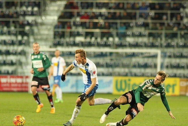 LIVE-Ticker zum Spiel SV Ried gegen SV Grödig ab 18.30 Uhr.