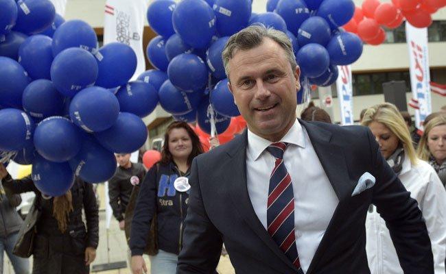 Die Offensive gegen Rechts ruft zur Demo gegen Norbert Hofer als Bundespräsident auf.