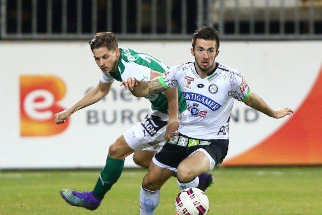 LIVE-Ticker zum Spiel Sturm Graz gegen Mattersburg ab 20.30 Uhr.