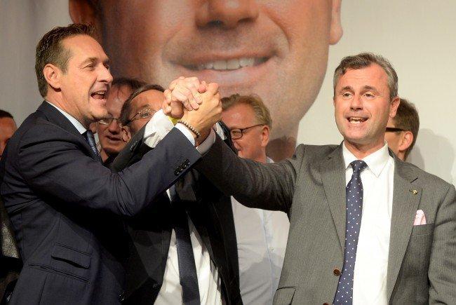EU-Außenminister sehen einen Trend für ganz Europa.