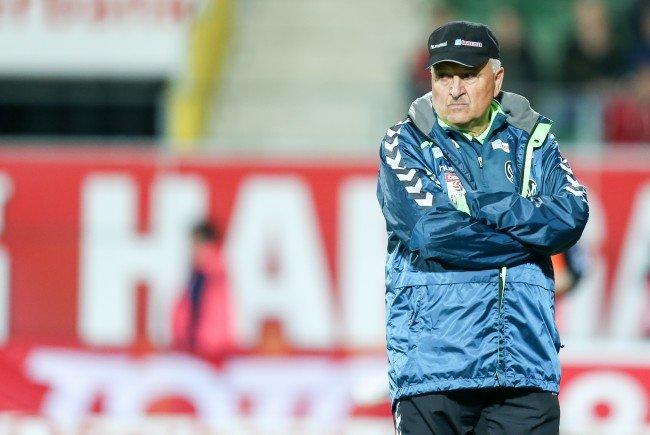 Die Stimmen zum Spiel SV Ried gegen Austria Wien.