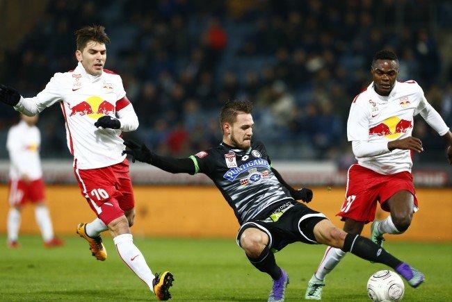 LIVE-Ticker zum Spiel Red Bull Salzburg gegen SK Sturm Graz ab 18.30 Uhr.