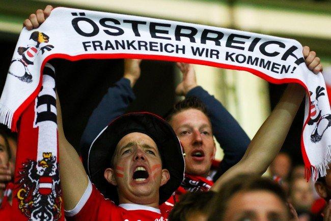 Bei Österreichs Männern ist die Vorfreude auf die EM groß, viele Frauen können sich dafür deutlich weniger erwärmen.
