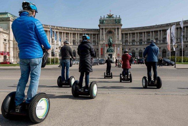 Die Start-up-Szene trifft sich dieser Tage in der Hofburg.