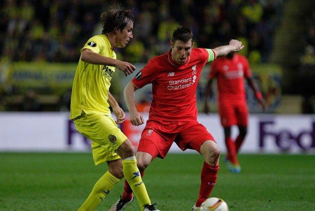 Das Rückspiel zwischen Liverpool und Villarreal steigt an der Anfield Road.