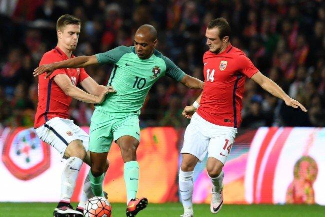 Portugal konnte sich im EM-Test gegen Norwegen durchsetzen.