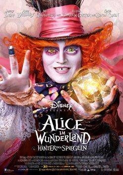 Alice im Wunderland: Hinter den Spiegeln – Trailer und Kritik