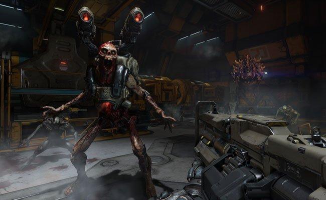 """Ein Videospielklassiker feiert sein Comeback: """"Doom"""""""