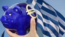 Griechen kämpfen mit Schuldendrama