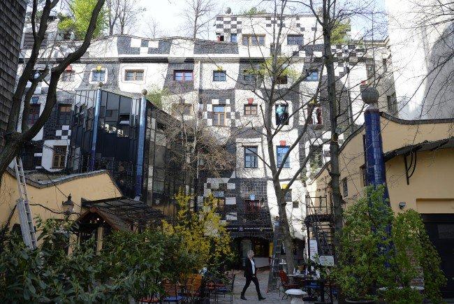 Gratis ins Kunst Haus Wien kommt man beim Lotterien Tag am Freitag