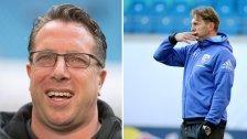 Hasenhüttl ab nächster Saison Trainer in Leipzig