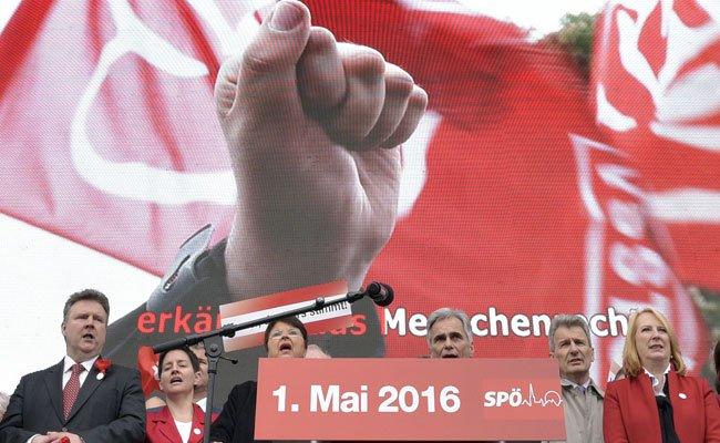 Die Wiener SPÖ tagt heute in mehreren Sitzungen