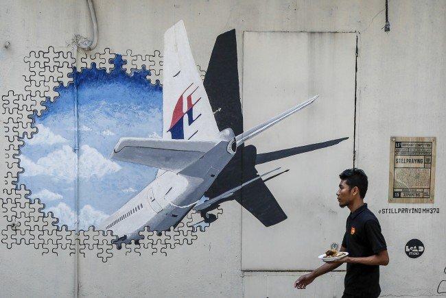 Flug MH370 gilt seit über zwei Jahren als vermisst.