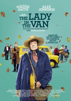 The Lady in the Van – Trailer und Kritik zum Film