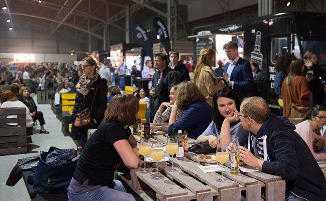 Beim Vienna Food Festival können sich Besucher durch kulinarische Highlights kosten.