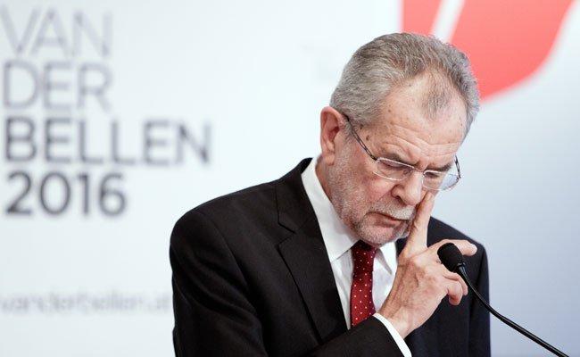 Alexander Van der Bellen denkt über eine Reform des Amtes nach