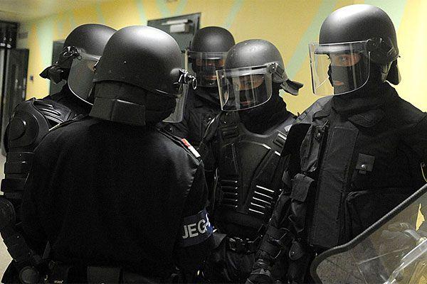 Beamte der WEGA kam in Wien-Landstraße zum Einsatz