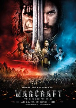 Warcraft: The Beginning – Trailer und Kritik zum Film