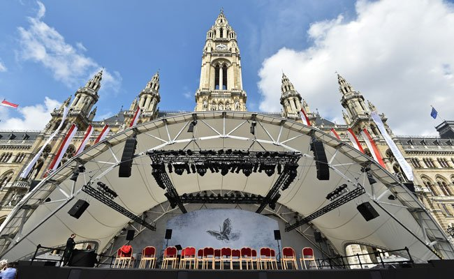 Die Wiener Festwochen laden am Freitag zum Eröffnungskonzert