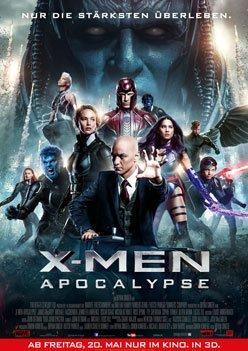 X-Men: Apocalypse – Trailer und Kritik zum Film
