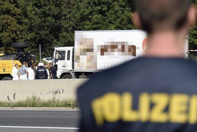 Die Verdächtigen bleiben in Ungarn in U-Haft.