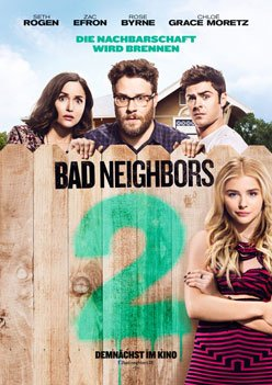 Bad Neighbors 2  – Trailer und Kritik zum Film